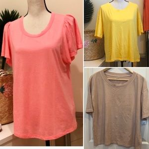 Gap Tee Shirt Bundle Perfect for Summer NWT